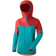 Dynafit Transalper Light 3L - Veste Femme - rouge/bleu